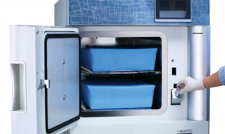 В Хирургический центр приобретен стерилизатор  плазменный низкотемпературный