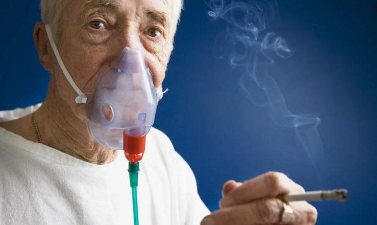 """Лекция на тему """"Бронхиальная астма и курение"""""""