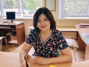 Ким Марина Геннадьевна
