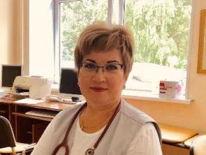 Кузина Ольга Константиновна