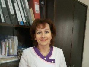 Мошкова Ирина Александровна